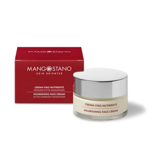 Nourishing face cream, Domiciliare, Mangosteen intensive