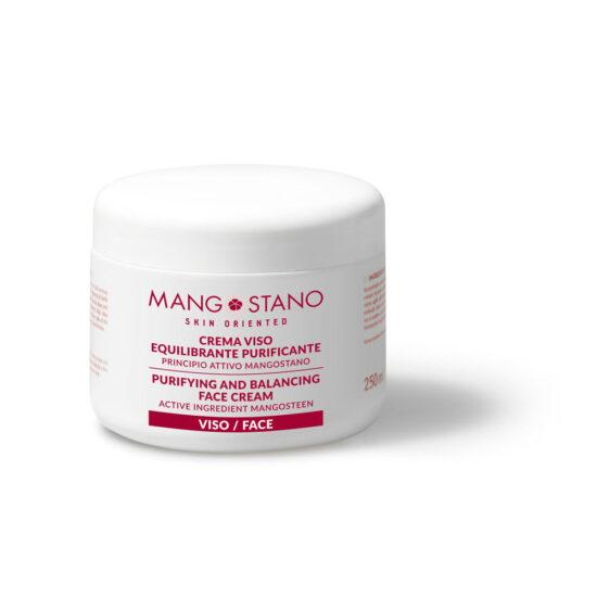 Purifying balancing face cream, Professionale, Mangosteen pelli impure