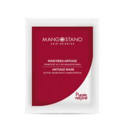 Maschera anti-age monouso, Domiciliare, Mangosteen antiage