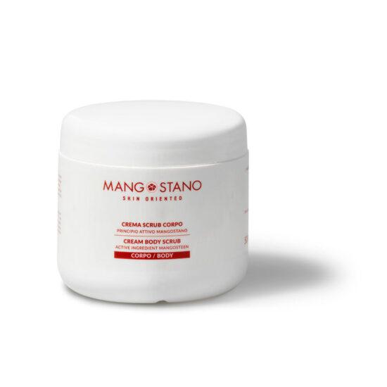 Cream body scrub, Professionale, Mangosteen body cleansing