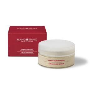 Cream body scrub, Domiciliare, Mangosteen body cleansing