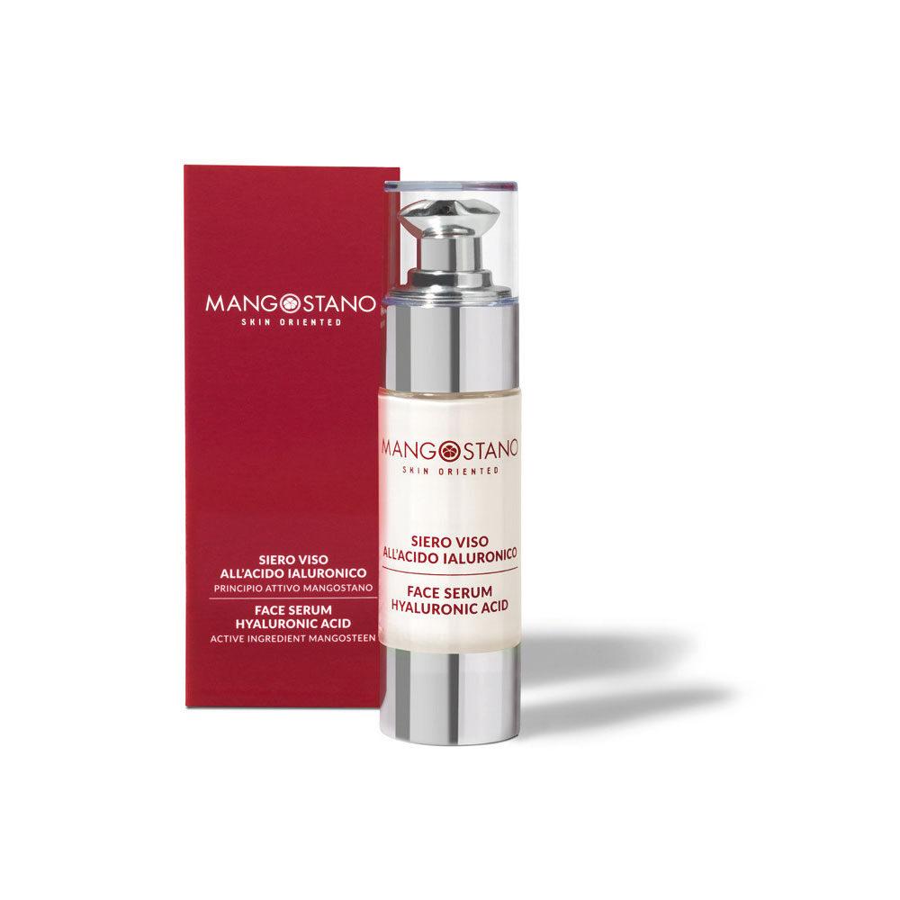 Siero viso acido ialuronico domiciliare mangosteen antirughe 1